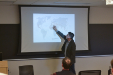 Peter Tinti explains the impact these profits of hope have on the world using a world map