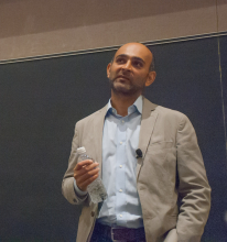 Mohsin Hamid speaks about Globalism themes in his life and works of literature - Lehigh University