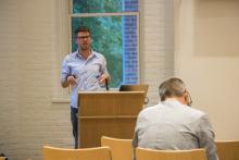 Jurgen Schaflechner professor talk