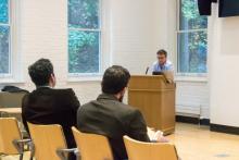 Jurgen Schaflechner lecture